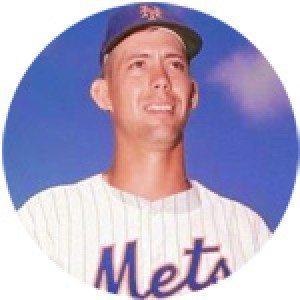 NY Mets Jim Hickman