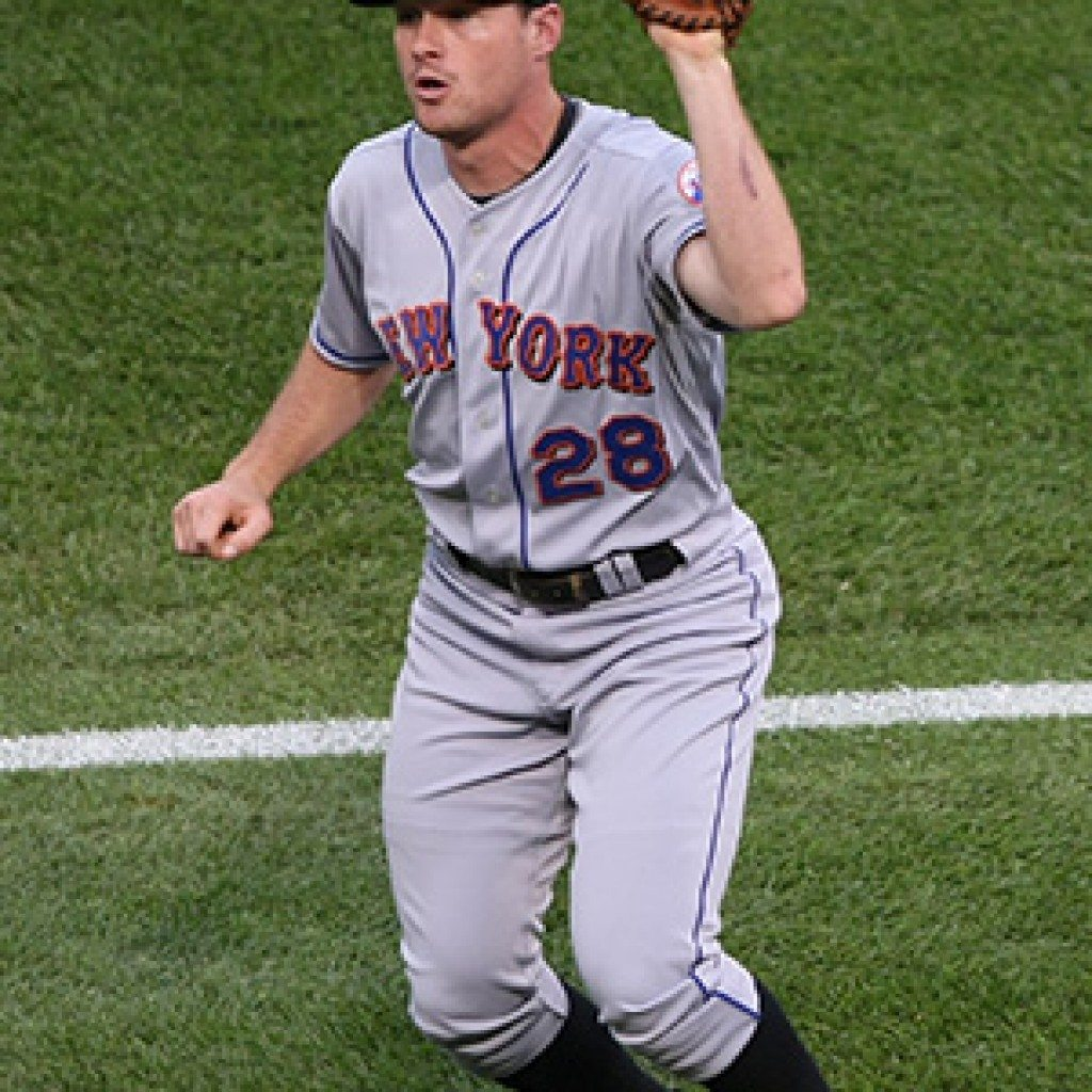 NY Mets Daniel Murphy
