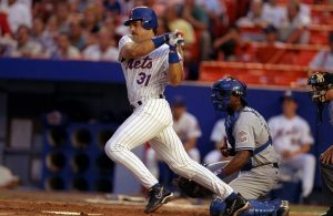 Meet New York Mets Mike Piazza