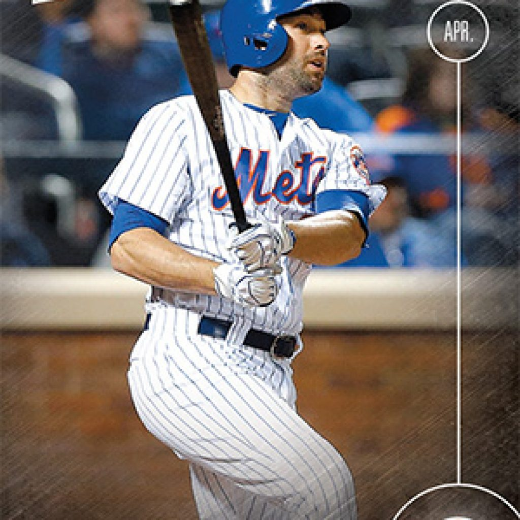 Neil Walker Topps Now