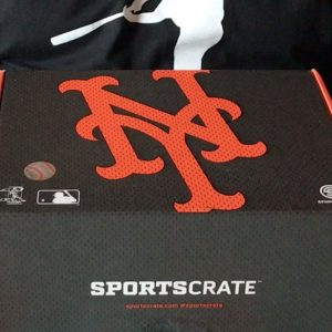 Unboxing NY Mets Sports Crate #3 Round Tripper